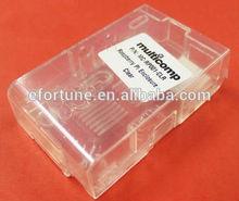 High quality ABS Plastic Transparent Case