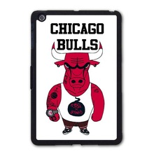 Basketball team chicago bulls protective tpu soft shell cover case for ipad 5 air