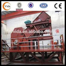 BV approved strong scrap metal shredder machine metal shredding machine aluminum engine shredder machine price