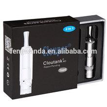 Chinese made product 100% original cloutank m3 kit vaporizer wholesale herbal atomizer