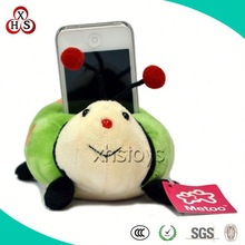 2014 Latest Product Wholesale Cheap Bean Bag Cell Phone Holder