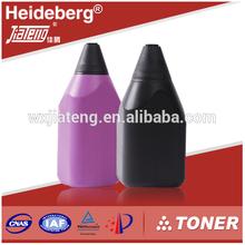 Color toner powder refill for Konica Minolta Bizhub C5500/6500(TN610C/M/Y/K) copier