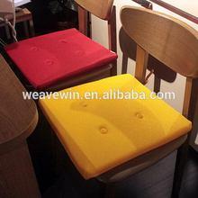 Good quality branded Eco-Friendly Hotel Canvas Sponge foam wonder gel extreme seat cushion