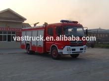 high quality fire-extinguishing foam tanker