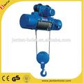 cuerda de alambre alzamiento eléctrico de elevación de la construcción de equipos de elevación