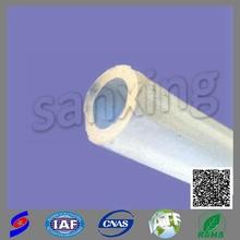 Suave transparente tubo de goma de silicona