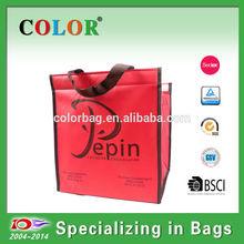 Beer coller bag,food carrier coller bag ,non woven cooler bags