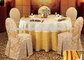 Cheap hotel wearable banquetes doilies e tampa da cadeira