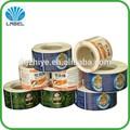 los colores cmyk rollo personalizado permanente plaguicidas etiquetas adhesivas con precio de fábrica