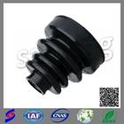 silicon bellows rubber corrugated pipe