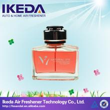 promotion item brand rose smell car freshener