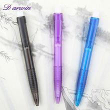 School promotions strange shape multi color ballpoint pen