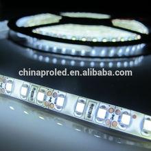 CE RoHS Constant Current LED Strip Flexible Waterproof LED Light Strip SMD3528 60 leds/M 2700K-7000K