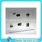 woman Jewelry Acrylic Earring holder stand display organizer Rack