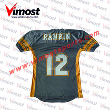 High Quality Custom Made Sublimation American Football Wear/digital