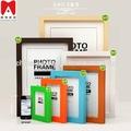 China fábrica 4 x 6 5 x 7 6 x 8 8 x 10 tamanho A4 promocional frame da foto sexy