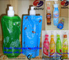 Custom printing liquid drinking water plastic pouches