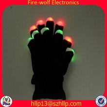 China creative corporate holiday gifts led flashing kong gloves Factory & Exporter