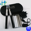 New Packing CE4 atomizer Ego Battery Electronic Cigarette ego twist Starter Kit with 7 Different Colors