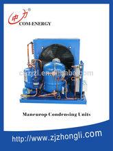 France Maneurop Compressor Condensing Unit For Cold Room