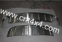 car front parts skid plates covers for Q7