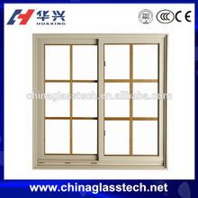 Exterior soundproof laminated jalousie window manufacturer
