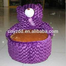plush animal shaped cushion/ plush cushion/ plush animal sofa chair