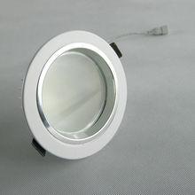 ac85-265v or dc12v/24v Energy saving Factory price CE&ROHS Cold Warm white led cabinet down light