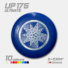 2014 good quality/best price/ professional WFDF standard custom logo printing 175g professional frisbee disc outdoor games