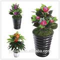 fiori artificiali 0114 importati dalla cina guangzhou fiore artificiale nomi delle foglie degli alberi