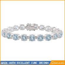 4000 ions charm horseshoe bracelet souvenir