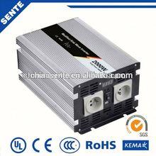 2000w Modified sine wave solar inverter 12v 220v with CE & RoHS ar condicionado daikin inverter