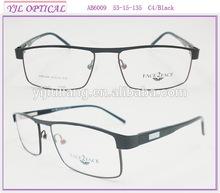 2014 most popular eyewear vogue metal optical frame