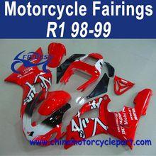 Definitely Durable 98 99 For Yamaha R1 Fairing Kit Virgin FFKYA001