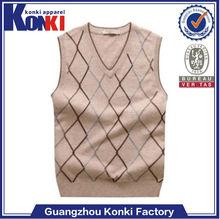 2013 man fashion cashmere sweater vest-copy