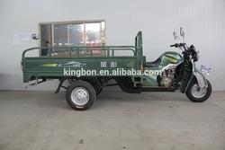 Three wheel motorcycle/cargo