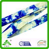 large elongation tie dye satin elastic by Oeko-Tex100 factory