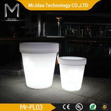 LIght Your Garden!! LED GLOW Vase ,Glow flower pot