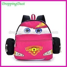SB050 2014 new quality goods cute kids brand name school bags