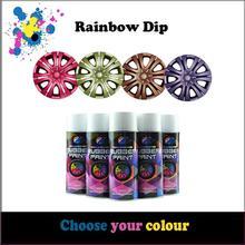 rubber coating wonderful color paint film
