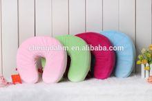 customized Memory Foam Car Pillow bone car cushion Memory Foam Lumbar Cushion with fit elastic