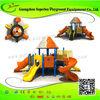 China Factory Commercial Children Kindergarten Outdoor Play Equipment 7-12B