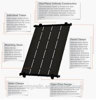 Sunnyrain swimming pool solar heaters(EPDM)