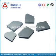 Factory wholesale tungsten carbide coal drill piece / bits