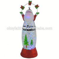 led foam flashing light stick,home decorative showcase glass,Christmas light