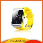New 1.54 Inch HD MTK6260A 2MP Camera Facebook WeChat QQ Cell Phone Unlock Touch Screen Gsm Cheap Watch Phone D5