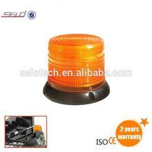 Amber Rotating Flashing LED Beacon Light