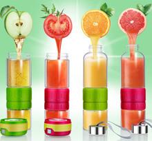 lemonade concentrate,400-500ml vitality juice source bottle lemon cup