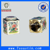 classic shape food canning tins ,promot metal box for candy packaging