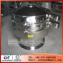 tapioca starch food grade farina screening sieve machine